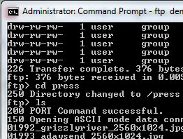 Command Line access, Scripts and Automation allow you to integrate your storage into your applications.