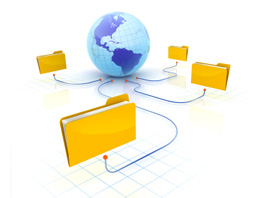 File Sharing between Clients & Suppliers